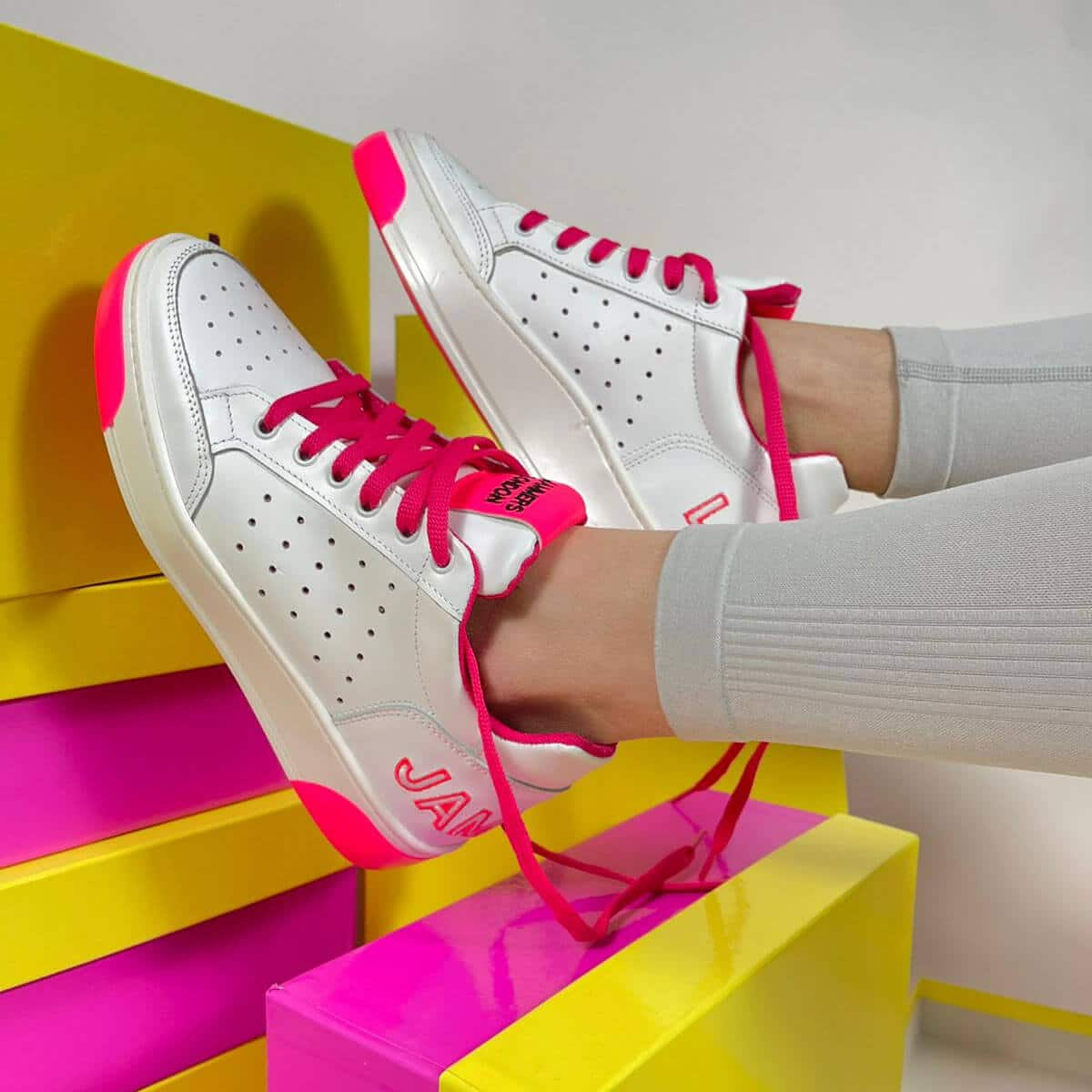 Sneakers London Radamese versione Ibiza